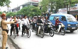 Trật tự an toàn giao thông toàn quốc đã được kiểm soát