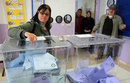 Bạo lực bùng phát tại cuộc bầu cử địa phương Thổ Nhĩ Kỳ