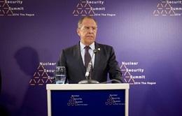 """Nga hối thúc phương Tây ủng hộ giải pháp """"liên bang"""" cho Ukraine"""