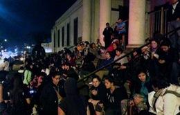 Chile dỡ bỏ lệnh cảnh báo sóng thần