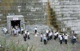 Động đất 3,4 độ Richter tại Thủy điện Sông Tranh 2
