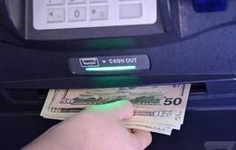 Hệ thống ATM Việt Nam chưa đối mặt rủi ro bảo mật