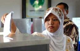 Gần 190 triệu cử tri Indonesia đi bầu cử Quốc hội