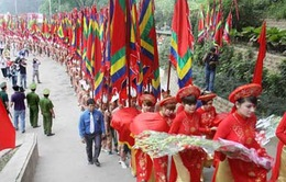 Phú Thọ tổ chức Lễ dâng hương tưởng niệm các Vua Hùng