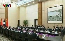 Lào - Trung Quốc thúc đẩy hợp tác chiến lược toàn diện