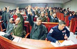 Quốc hội Ukraine thông qua dự luật chống ly khai