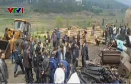 Trung Quốc nỗ lực giải cứu 22 thợ mỏ mắc kẹt