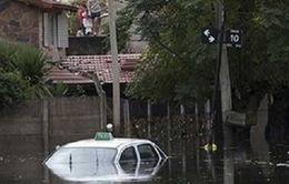 Lũ lụt nghiêm trọng tại Argentina