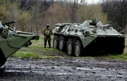 """Ukraine mở """"chiến dịch chống khủng bố tổng lực"""""""