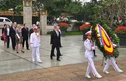 Bộ trưởng Ngoại giao Nga Sergei Lavrov thăm chính thức Việt Nam