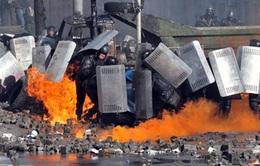 Đàm phán 4 bên đạt thỏa thuận nhằm làm giảm căng thẳng tại Ukraine