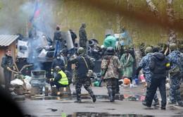 Nga lên án vụ nổ súng ở miền Đông Ukraine