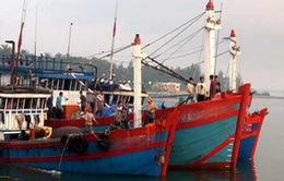 Làm thủ tục đưa 61 ngư dân bị giữ ở Indonesia về nước