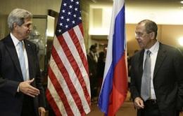 Mỹ hối thúc Nga dùng ảnh hưởng để xoa dịu khủng hoảng Ukraine