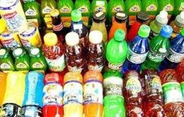 Nước ngọt có gas không cồn sẽ bị áp thuế tiêu thụ đặc biệt