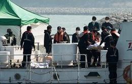 Tìm thấy thi thể cô dâu người Việt trên phà Sewol