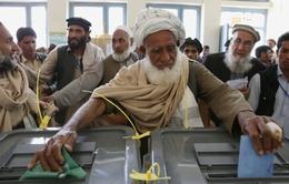 Bầu cử Tổng thống Afghanistan có thể phải tiến hành vòng 2