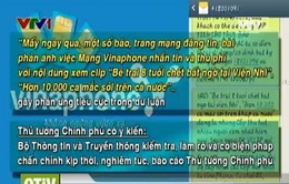Thủ tướng yêu cầu làm rõ vụ Vinaphone gửi tin nhắn, clip gây phản ứng tiêu cực