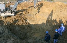 Đường ống dẫn nước Sông Đà tiếp tục vỡ