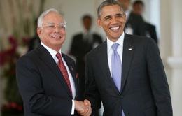 Mỹ - Malaysia nâng cấp quan hệ lên đối tác toàn diện
