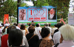 Gia Lai kỷ niệm 100 năm ngày sinh Anh hùng Núp