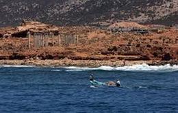 Đắm thuyền ngoài khơi Libya, 40 người nhập cư thiệt mạng