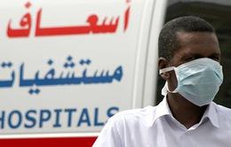 WHO họp khẩn cấp về dịch hô hấp cấp vùng Trung Đông