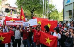 TP.HCM triệu Tổng lãnh sự quán Trung Quốc để phản đối