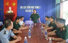 Cả nước động viên, chia sẻ với lực lượng Kiểm ngư Việt Nam
