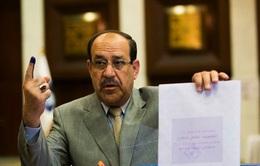 Liên minh của Thủ tướng Iraq Maliki thắng cử