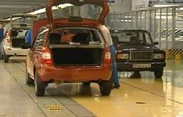 EU khởi kiện Nga bán phá giá ô tô