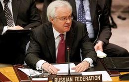 Nga - Trung Quốc phủ quyết dự thảo nghị quyết về Syria