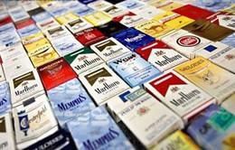 Bộ Y tế đề xuất tăng thuế thuốc lá thêm 40%