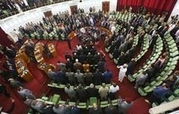 Nội các Libya tuyên thệ nhậm chức