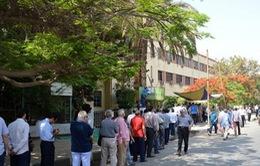 Ai Cập kéo dài cuộc bầu cử Tổng thống thêm một ngày
