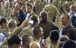 Mỹ giảm số lượng lớn binh sĩ tại Afghanistan