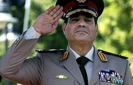 Sơ bộ bầu cử Tổng thống Ai Cập: Tướng El-Sisi thắng áp đảo