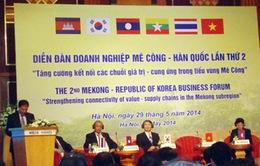 Diễn đàn DN Mekong - Hàn Quốc lần thứ 2 tại Hà Nội