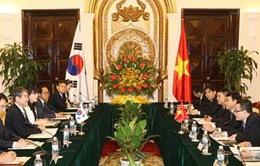Việt Nam - Hàn Quốc đối thoại chiến lược an ninh, quốc phòng