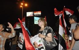Ứng cử viên Tổng thống Ai Cập thừa nhận thất bại
