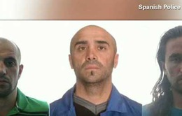 Cảnh sát Tây Ban Nha bắt giữ 6 kẻ tình nghi thuộc Al-Qaeda