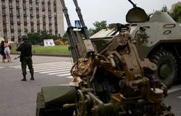 Nga rút hầu hết quân khỏi khu vực biên giới với Ukraine
