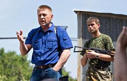 Quan sát viên của OSCE bị giữ tại miền Đông Ukraine