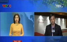 Đối thoại Shangri-La: Các nước bày tỏ lo ngại về tình hình Biển Đông