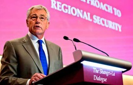 Shangri-La 2014: Mỹ chỉ trích trực diện Trung Quốc về hành vi khiêu khích, đe dọa, sử dụng vũ lực