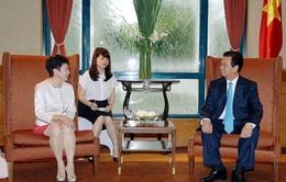 Thủ tướng tiếp Hội thương gia Đài Loan tại Việt Nam