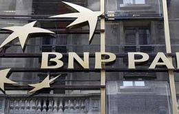 Phạm luật chơi, ngân hàng BNP Paribas đối mặt án phạt 10 tỷ USD