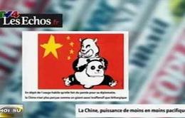 Báo Pháp: Trung Quốc không còn là một cường quốc ôn hòa