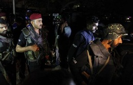Sân bay quốc tế Pakistan bị tấn công, 11 người thiệt mạng