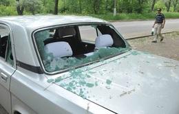 Ukraine: Phần tử chống chính phủ tấn công sân bay Lugansk